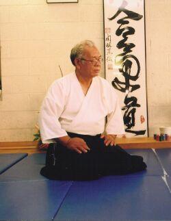 """Tsuneji """"Tony"""" Sakakibara Sensei"""