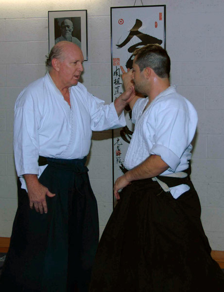 Don Crawford Sensei