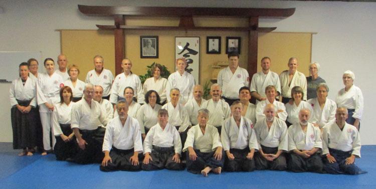 Ikeda Sensei Seminar December 2019 - Group